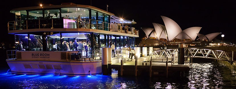 Clearview Glass Boat Dinner cruise in Sydney Harbour