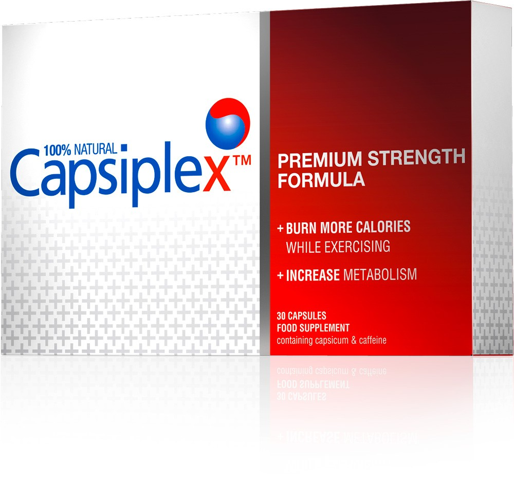 Slimming pills reviews: Capsiplex