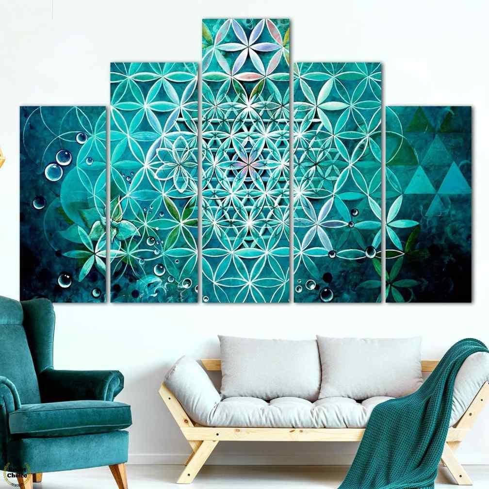 hd-935-dekorativno-pano-za-stena-ot-5-chasti-abstraktna-feeriya-v-zeleno-hd-935-2069323052-55-dizayn-5