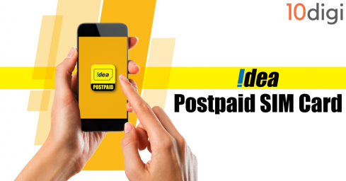 Idea Postpaid SIM Card.png