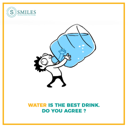 Drinking water for high energy level tip by SIICP