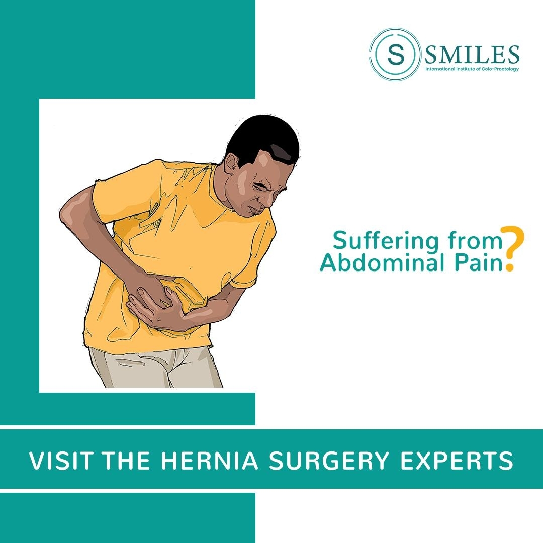 Abdominal Pain- time to visit hernia experts - siicp