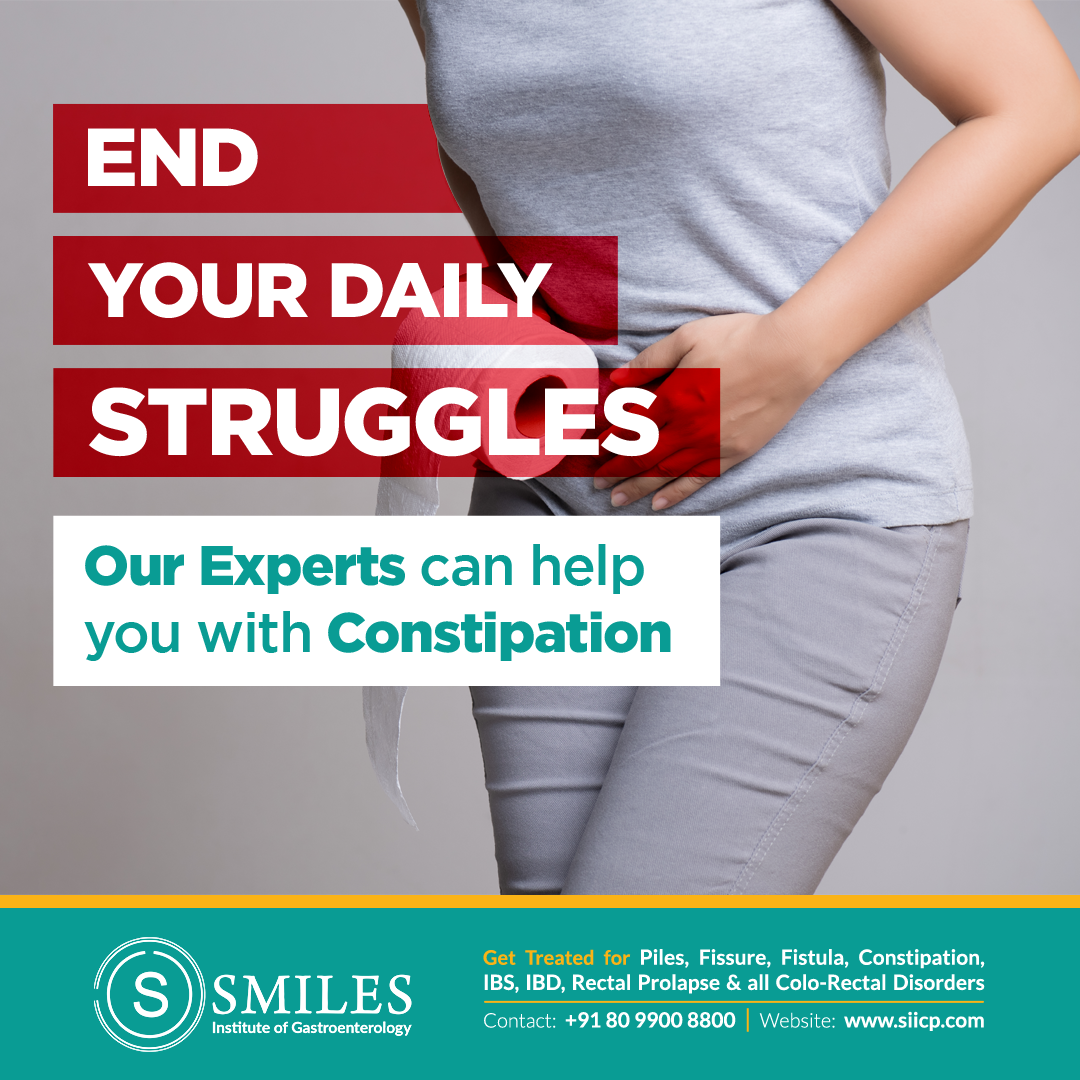 Constipation treatment in bangalore