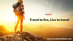 Travel To Live