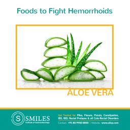 Aloe Vera to Prevent Piles